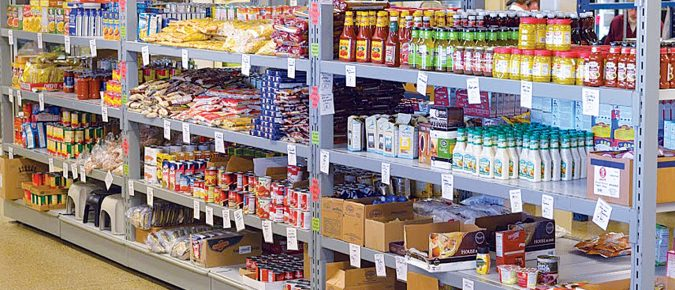 Food resources to help get through COVID-19