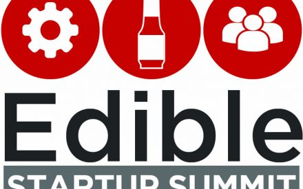 logo for the Edible Startup Summit